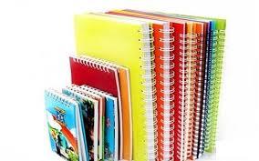 انواع دفترچه یادداشت